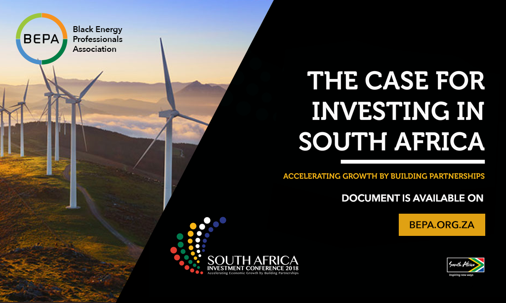 The Case for Investing in South Africa – Documents